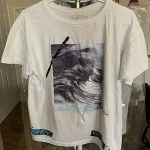 Off-White Waves Tee